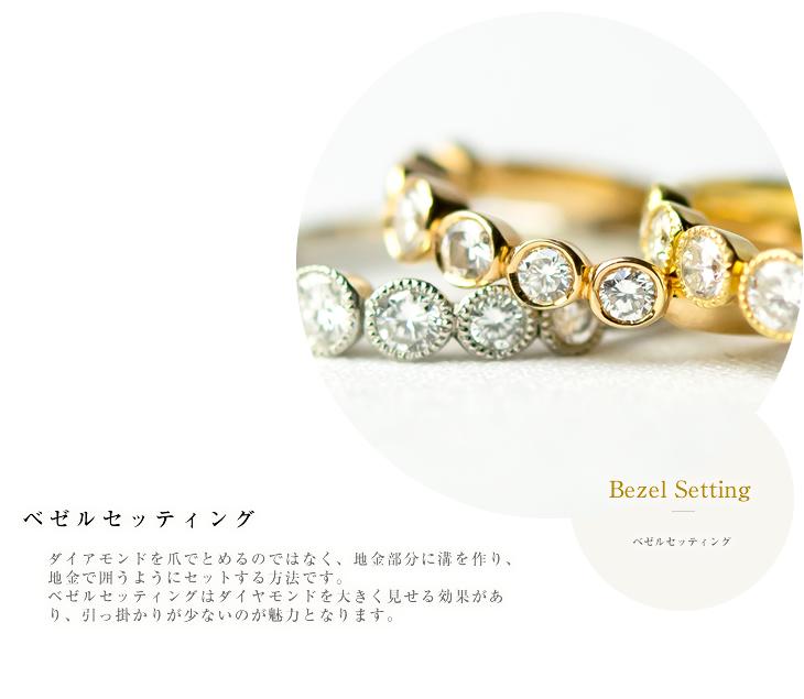 送料無料 7粒ダイヤ 指輪 YG(イエローゴールド)、PG(ピンクゴールド)、WG(ホワイトゴールド)、PT(プラチナ) ダイヤモンド 0.3ct リング