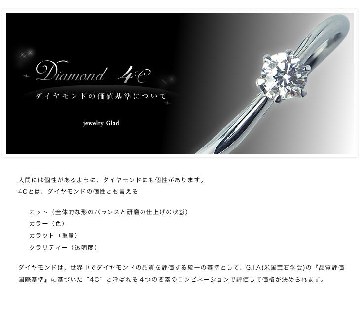 ダイヤモンドの価値基準について